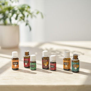 April 2021 Gifts with Purchase from Young Living