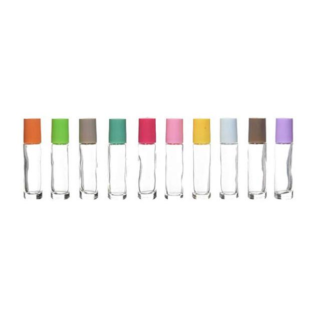 10 mL Glass Roller Bottles
