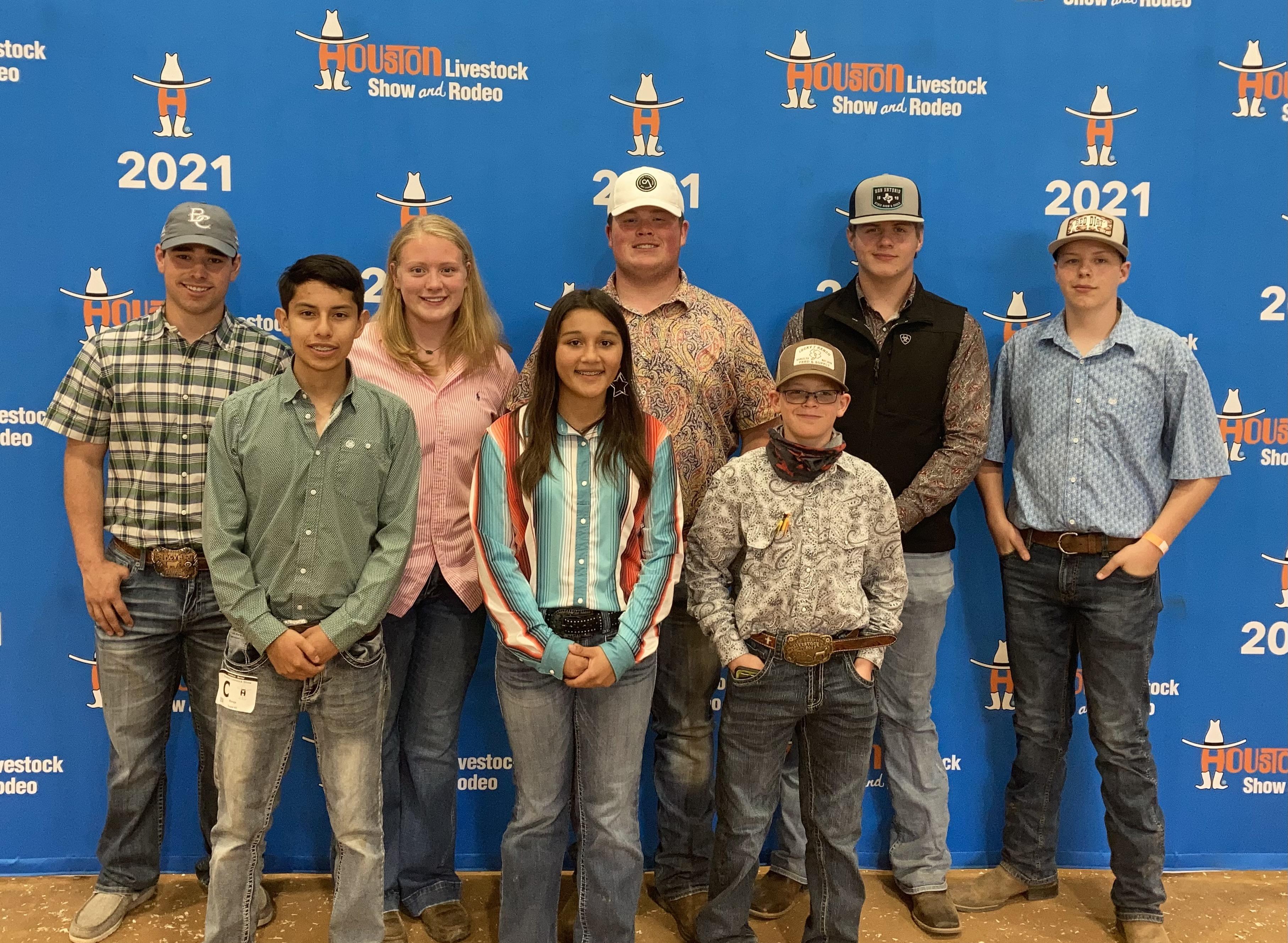 Livestock Team HLSR 2021