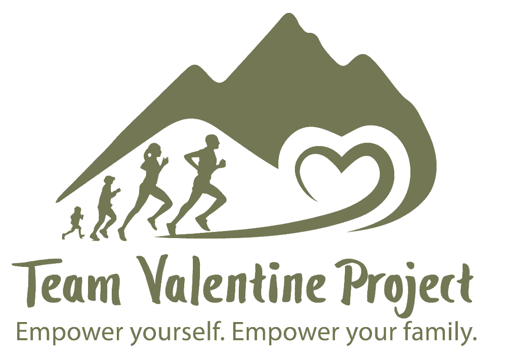 Team Valentine Project Logo with slogan