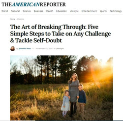 Press Feature: Best-Selling Personal Development, Personal Wellness, & Inspirational Self-Help Book