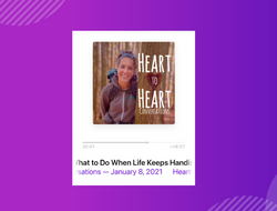 Podcast Interview: COVID, Cancer, etc: What to Do When Life Keeps Handing You Challenges