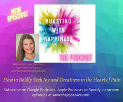 Speaking Event: How to Create Joy When Facing Obstacles
