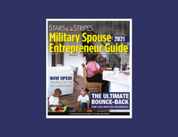 Team Valentine Project in AMSE/Stars and Stripes Military Spouse Entrepreneur Guide