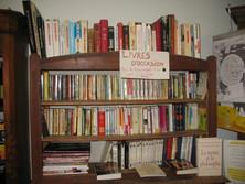 Des livres d'occasion