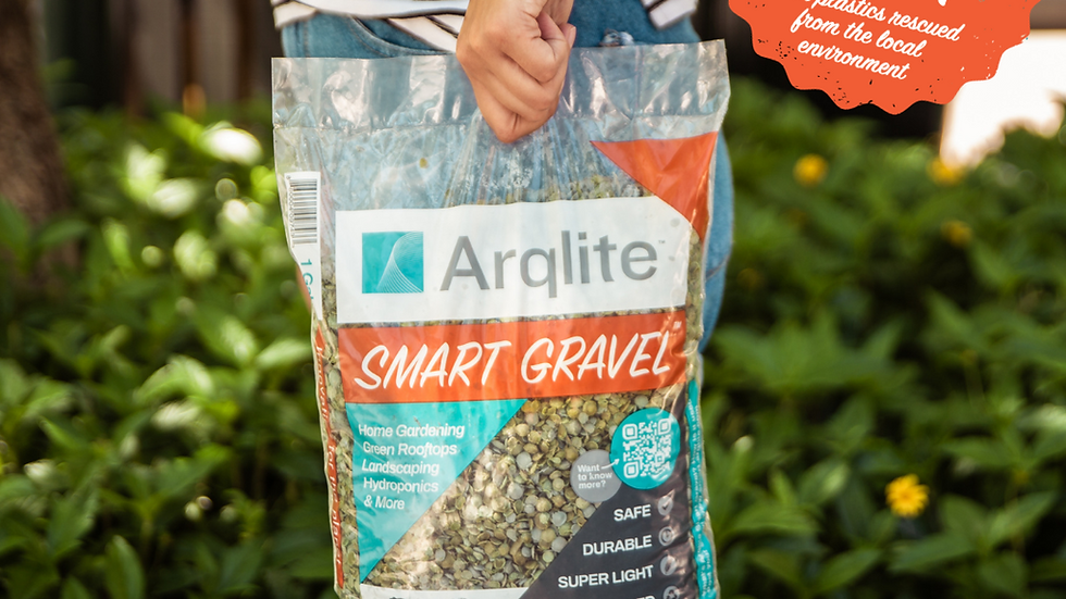 Smart Gravel Mini Size (1/8 in. to 1/2 in.) Small Bag (1 gal.) Eco Friendly