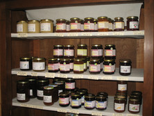 Du miel et des confitures