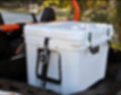 Polaris RZR Yeti Cooler Mount
