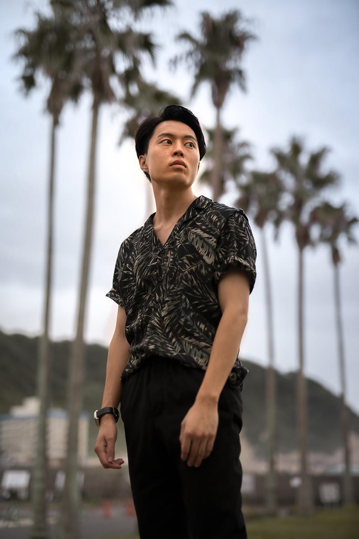 Tokyo Photoshoot Travel Japan Fashion Actor