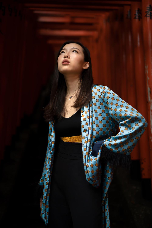 Fashion Photoshoot Tokyo photographer