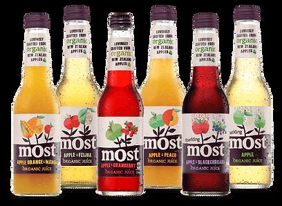 MOST Organic Juice