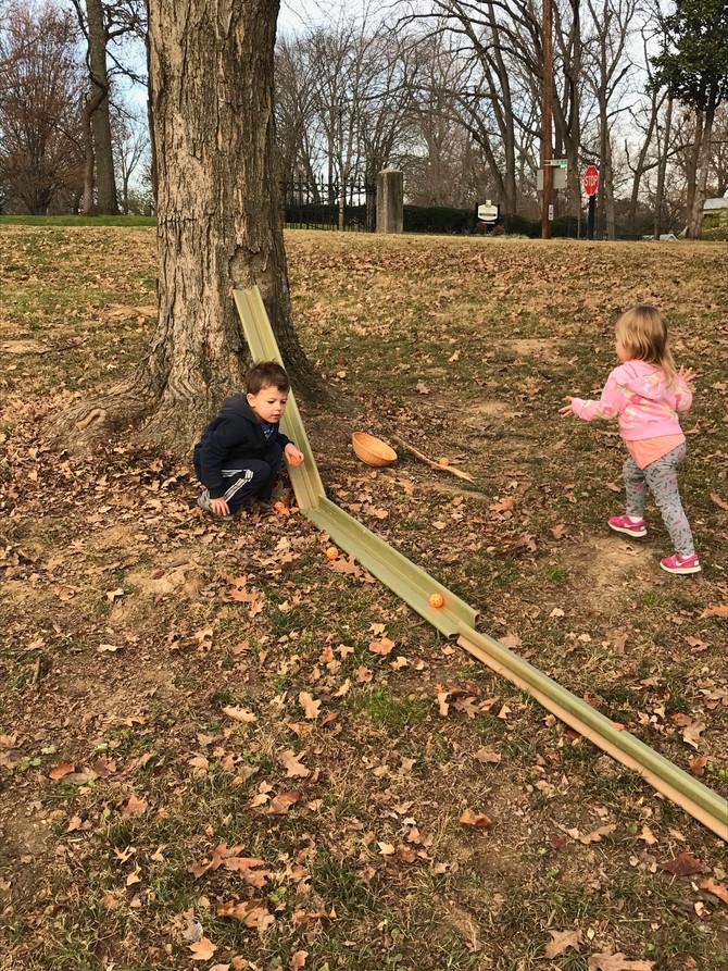 Whole Child: Ramp Exploration!