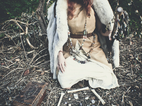 Pro Bono Photos 9: Celtic Seer