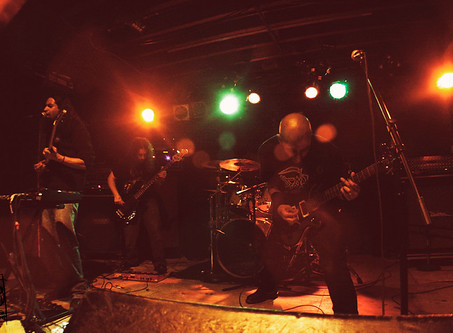 Photography: Rockin' Massacre: Iris Divine