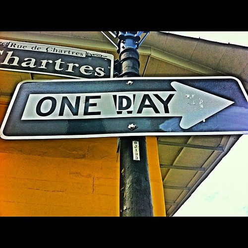 222: one day.