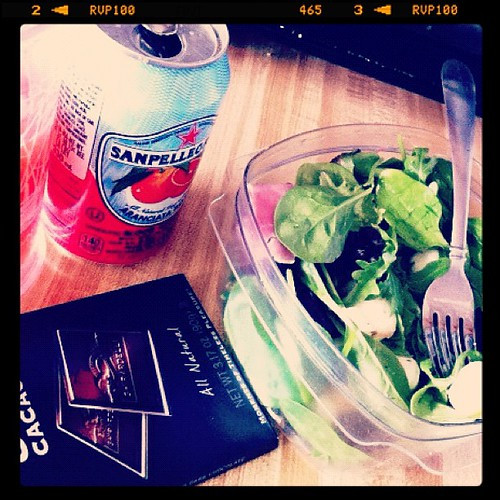295: beginning my diet today. It's delicious.
