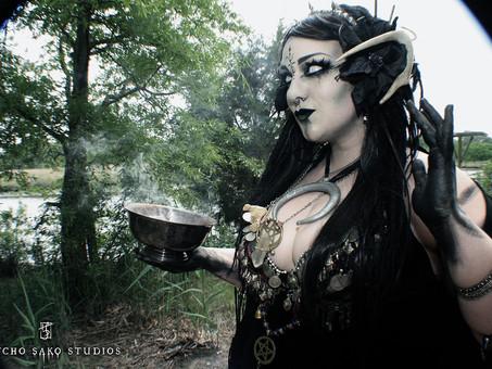 Probono Photos 2: Swamp Witches