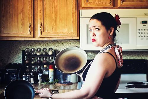 Sako Can't Cook:
