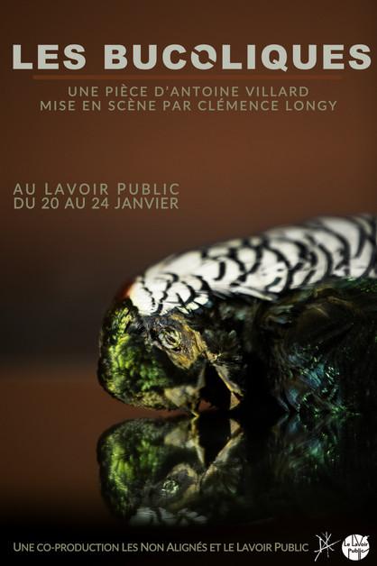 Les bucoliques / Lavoir Public