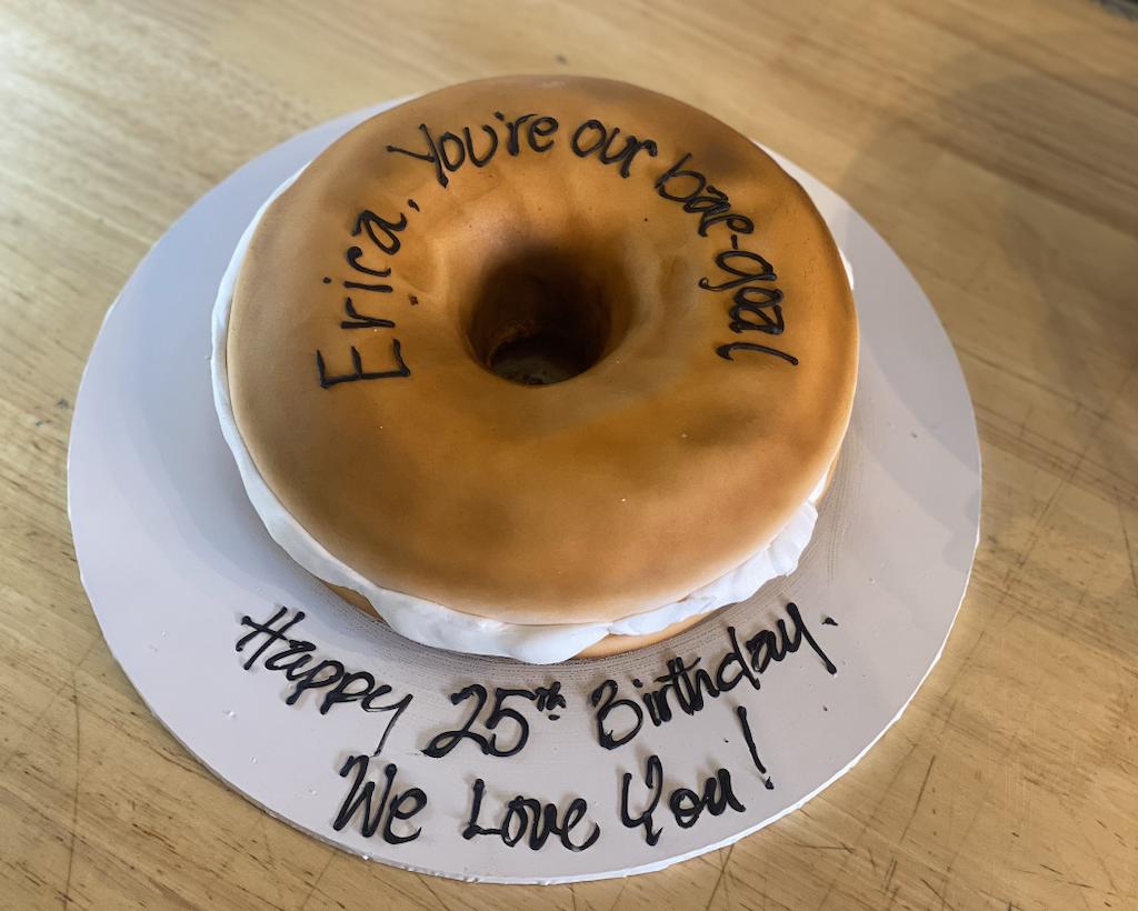 Bae-gal Cake