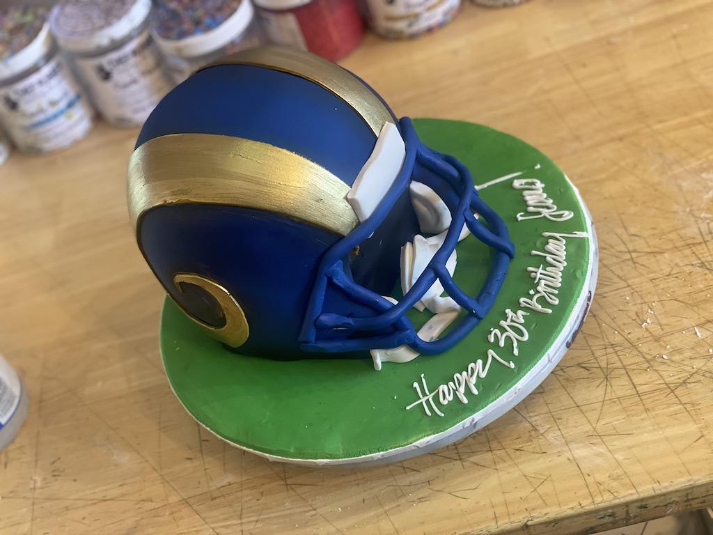 Rams Cake