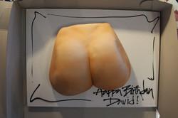 Male Butt Cake