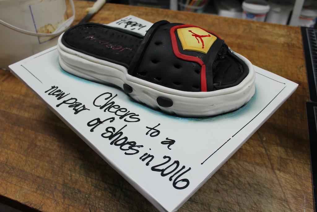 Slides Cake