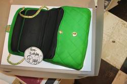 Chanel open bag