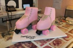 Skates Cake