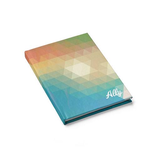 Geometric Sketch Book