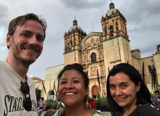 The Red Note in Oaxaca