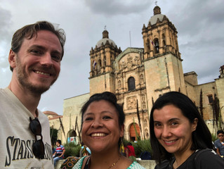 The Red Note in Oaxaca