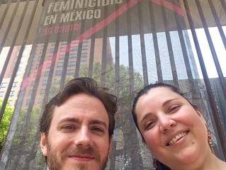 The Red Note in Mexico City