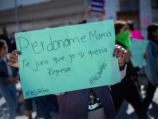The Red Note podcast's investigative team talks with Lado B about Mexico's femicide crisis