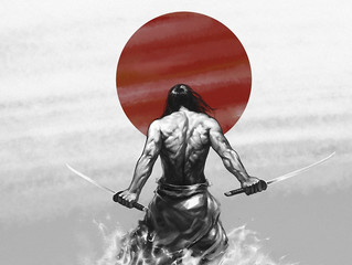 ON BECOMING A MASTER SAMURAI WRITER