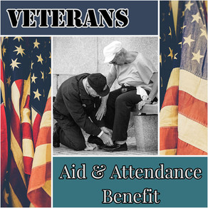 What is Aid and Attendance benefit for Veterans?