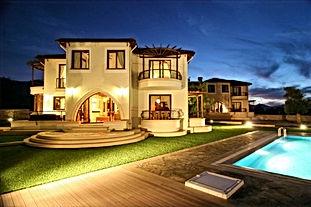villa karaagac balkong