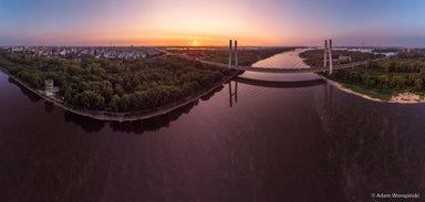 Warsaw Sunrise