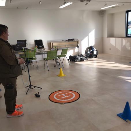 ドローンビギナー講習会in北九州八幡