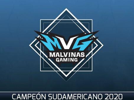 Malvinas Gaming, flamante campeón de Rainbow Six