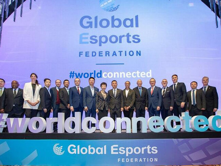 Llega la #WorldConnectedSeries de la Global Esports Federation