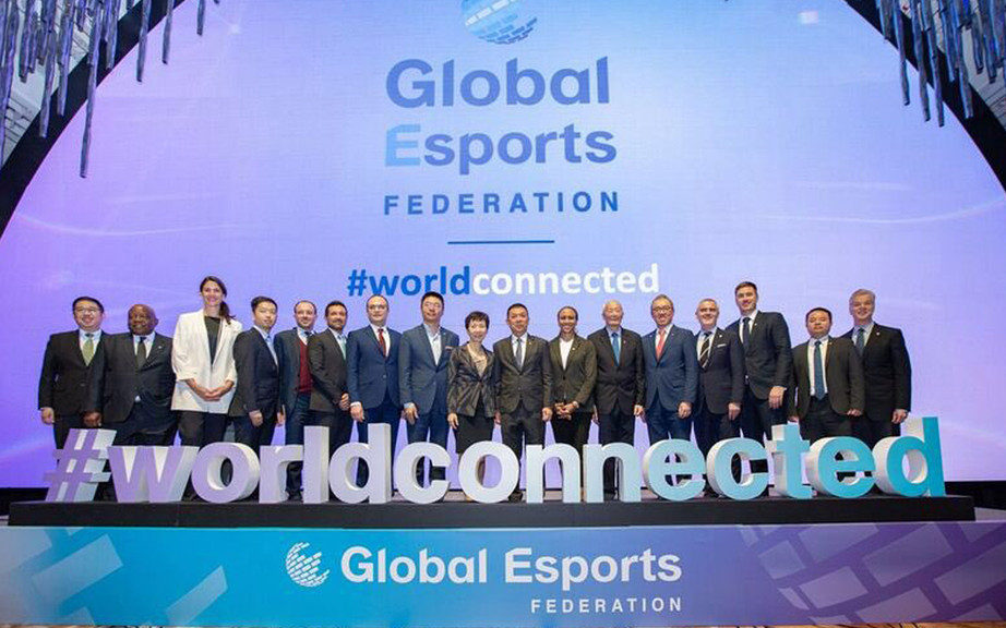 Llega la #WorldConnectedSeries de la Global Esports Federation