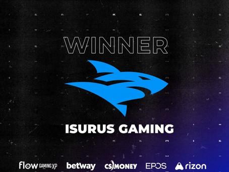 Isurus Gaming hace historia y clasifica a la Blast Premier