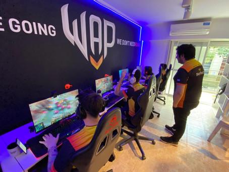 WAP Esports se prepara para el Dota Pro Circuit