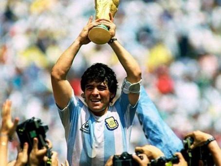 El homenaje a Diego Maradona en los videojuegos