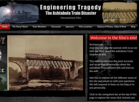 The New Engineering Tragedy Website Is Up!