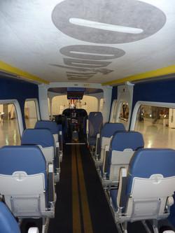 Inside The Airships Gondola