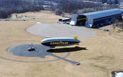 Airship Take-Off