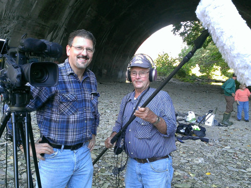 """Filming Engineering Tragedy - """"The Big Dig"""""""