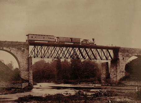 Year The Bridge Was Finished Not 1865!